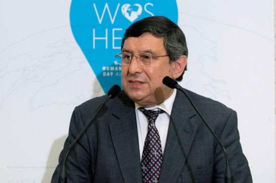 Rašid Halikov. Foto: UN