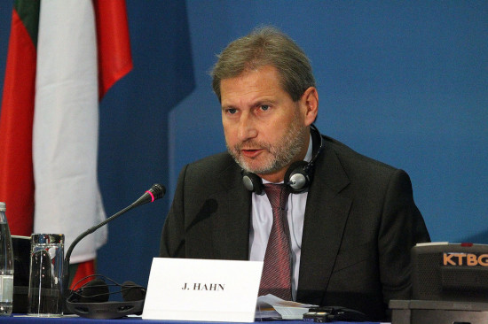 Johannes Hahn. Foto: EPP Group