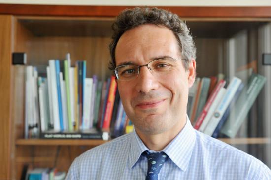Raymond Torres. Foto: ILO