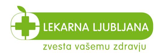 Foto: Lekarna Ljubljana