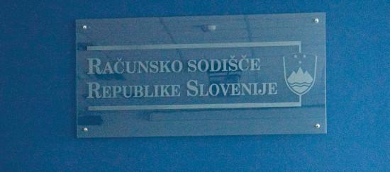 Foto: Računsko sodišče