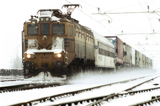 Nadzorni svet Slovenskih železnic si prizadeva za večjo transparentnost poslovanja družbe, na Darsu o tem ne razmišljajo. Foto: Slovenske železnice