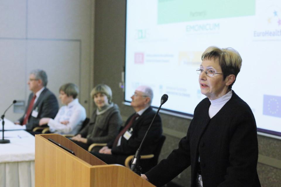 Ministrica za zdravje Milijka Kolar Celarc. Foto: MZ