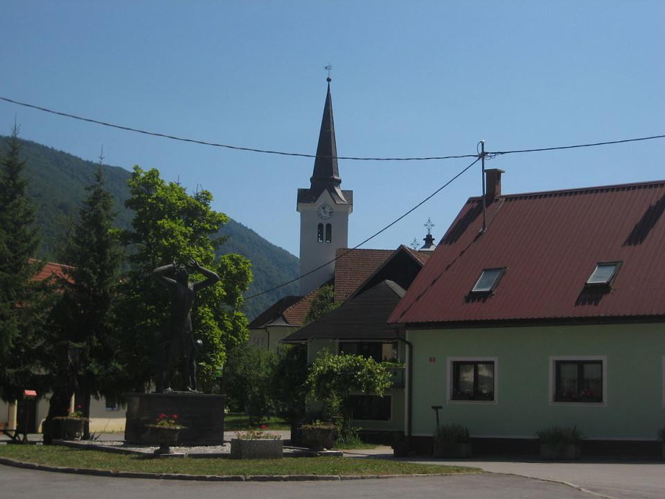 Osilnica je najrevnejša občina v Sloveniji.