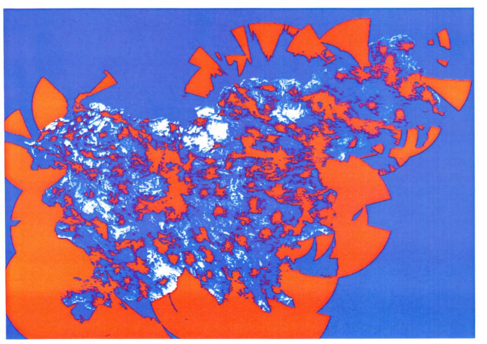 tetra zemljevid