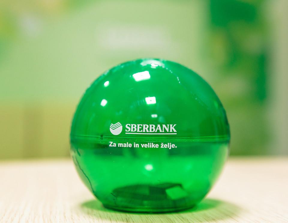 Sberbanka je podjetnikom lani najdražje zaračunavala poslovne račune. foto: Sberbank