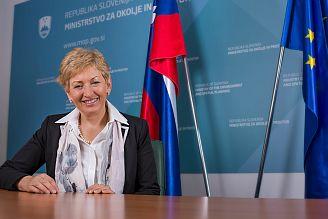 Irena Majcen. Foto: MOP