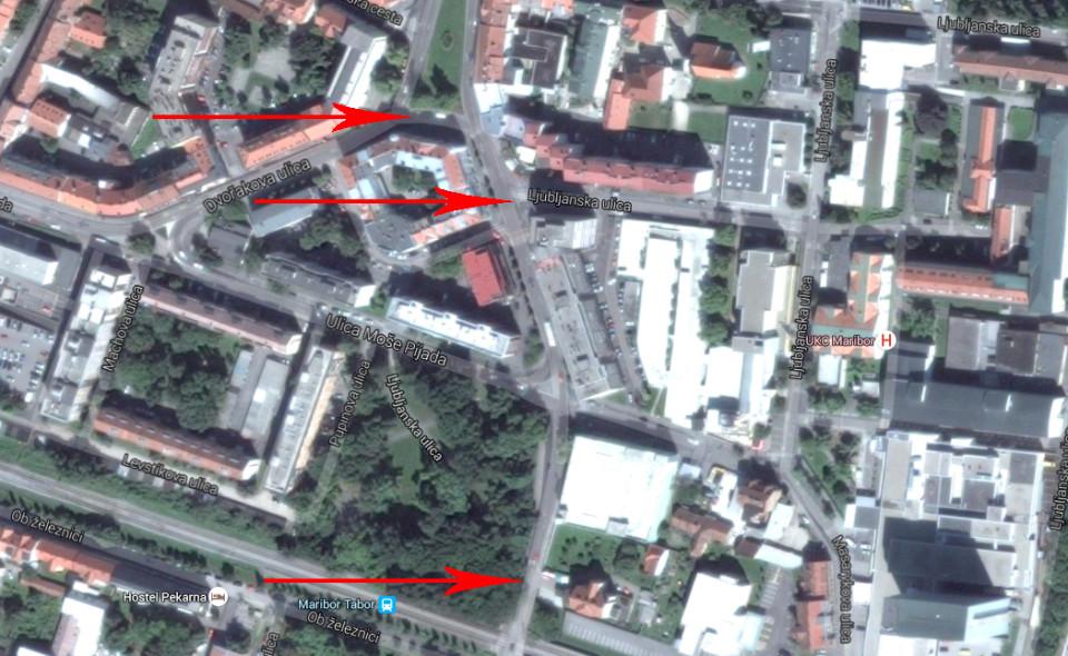 križišče 10 - UKC - ljubljanska cesta - Screen Shot 2016-01-08 at 14.09.25