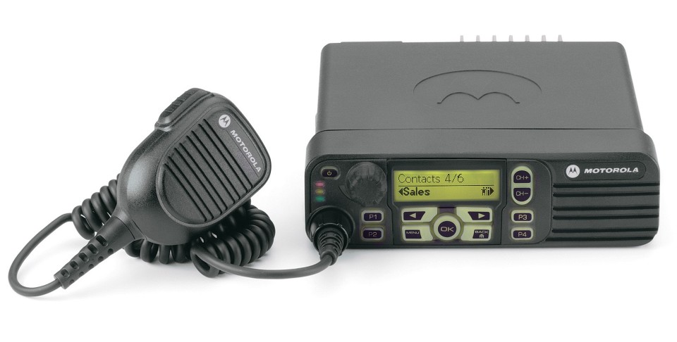 DMR radijska postaja ponudnika Motorola. Foto: Smartptt.com