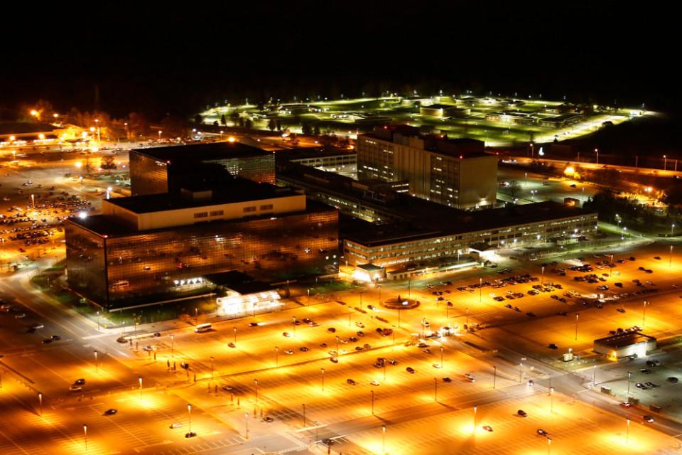 Sedež NSA v ameriški zvezni državi Maryland. Foto: Ablume/Flickr