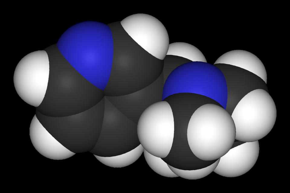 Nicotine-3D-vdW
