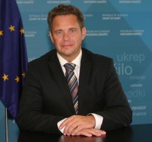 Tomaž Vesel. Foto: Računsko sodišče