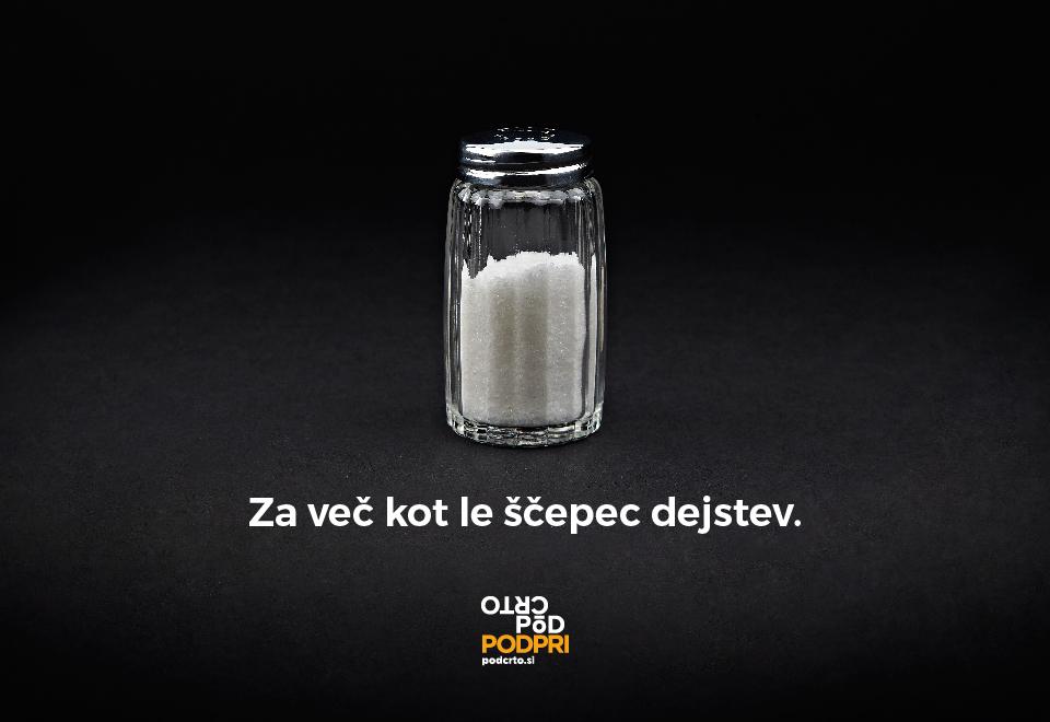 Avtorja kampanje #PodpriPodCrto2017: Taja Topolovec, idejna zasnova, in Metod Blejec, oblikovanje.