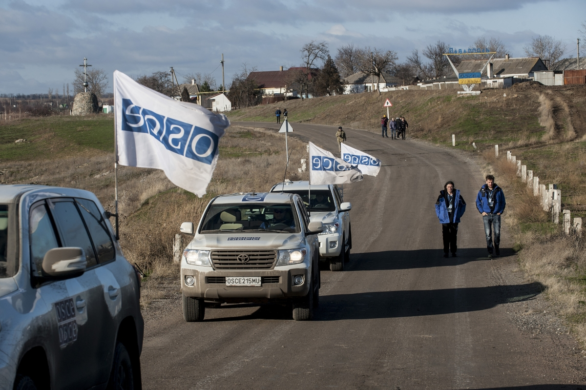 Foto: OSCE Special Monitoring Mission to Ukraine/Flickr